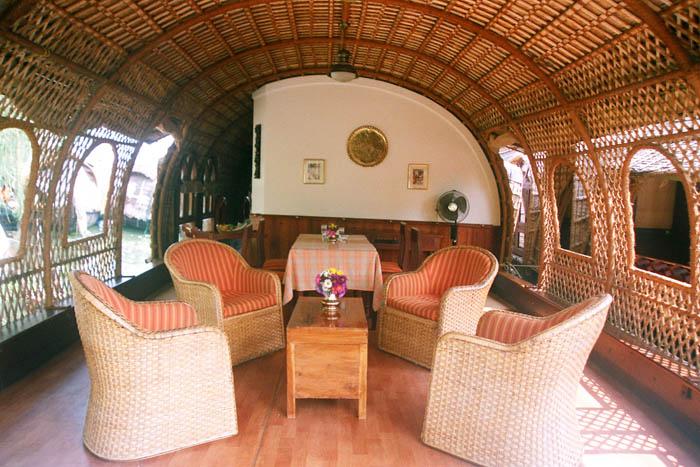 Lobby Standard Houseboat