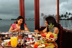 Dining -Premium Houseboat