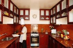 Kitchen-Deluxe-Premium Houseboat