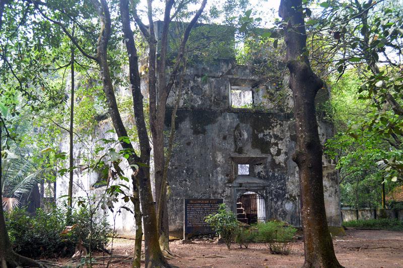pallippuram-fort