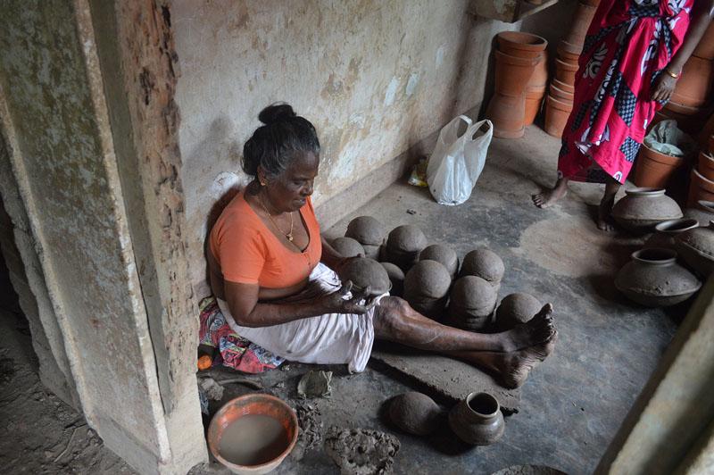 pot-making