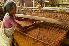 coir-mat-weaving-vaikom-kerala