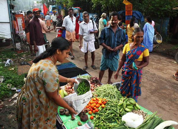 vegetable-market-vaikom-kerala