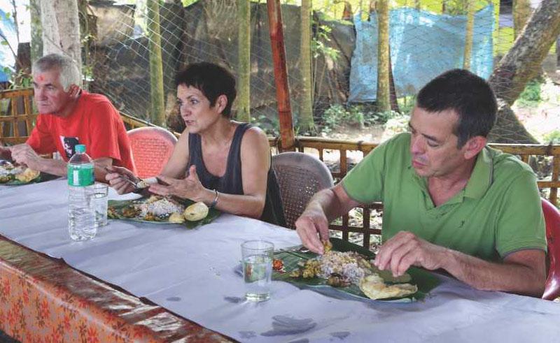 village-food