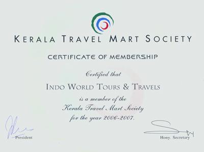 KTM-Certificate