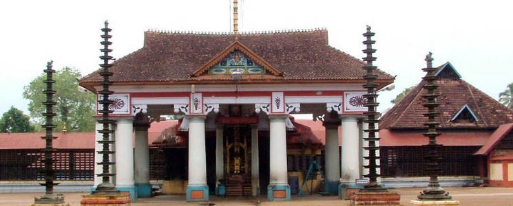 vaikom-temple